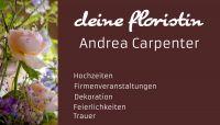 deine Floristin - Andrea Carpenter